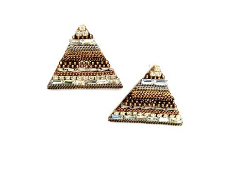 Material: Copper/Crystals/Base Metal