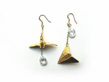 Material: Crystal/Vermeil